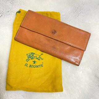 IL BISONTE - イルビゾンテ  長財布 折り財布