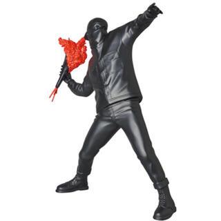 メディコムトイ(MEDICOM TOY)の「FLOWER BOMBER(RED FLOWER w/BLACK Ver.)」(彫刻/オブジェ)