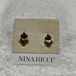 ニナリッチ(NINA RICCI)のNINA RICCI ニナリッチ イヤリング レトロアクセサリー ヴィンテージ(イヤリング)