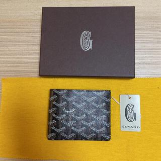 ゴヤール(GOYARD)の値下げ【新品】ゴヤール ヴィクトワール 二つ折り 財布 (折り財布)