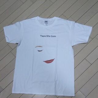 ☆☆☆ ラーズ Tシャツ Lサイズ ゼア・シー・ゴーズ(Tシャツ/カットソー(半袖/袖なし))