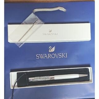 スワロフスキー(SWAROVSKI)のスワロフスキー クリスタル ボールペン(ペン/マーカー)