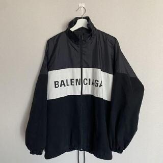 バレンシアガ(Balenciaga)の【極美品】BALENCIAGA ナイロンデニムジャケット(Gジャン/デニムジャケット)