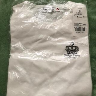 コンビミニ(Combi mini)の新品未開封コンビミニ リボンキャスケット半袖Tシャツ90(Tシャツ/カットソー)