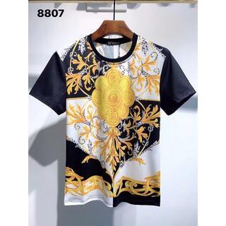 ヴェルサーチ(VERSACE)のVERSACE Tシャツ 半袖 男女兼用 3(Tシャツ/カットソー(半袖/袖なし))