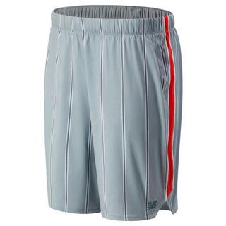ニューバランス(New Balance)のnew balance ニューバランス テニスウェア ショートパンツ縞メンズL(ウェア)