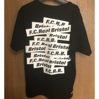 エフシーアールビー(F.C.R.B.)のFCRB ブリストル 黒Lサイズ(Tシャツ/カットソー(半袖/袖なし))