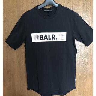 エフシーアールビー(F.C.R.B.)のBALR 黒Tシャツ Mサイズ 新品(Tシャツ/カットソー(半袖/袖なし))