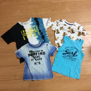ザラ(ZARA)のTシャツセット H&M ZARA 116cm(Tシャツ/カットソー)
