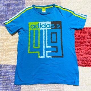 アディダス(adidas)のadidas アディダス Tシャツ(Tシャツ/カットソー(半袖/袖なし))