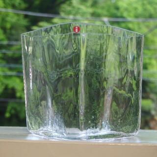 イッタラ(iittala)のうるし様専用 アアルト ベース クリア(花瓶)