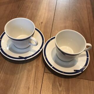 ジバンシィ(GIVENCHY)のGIVENCHY ジバンシー カップ&ソーサー 食器 コーヒーカップ ジバンシィ(グラス/カップ)