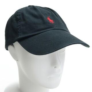 Ralph Lauren - ラルフローレン 帽子 710548524 004 BLACK/R ブラック