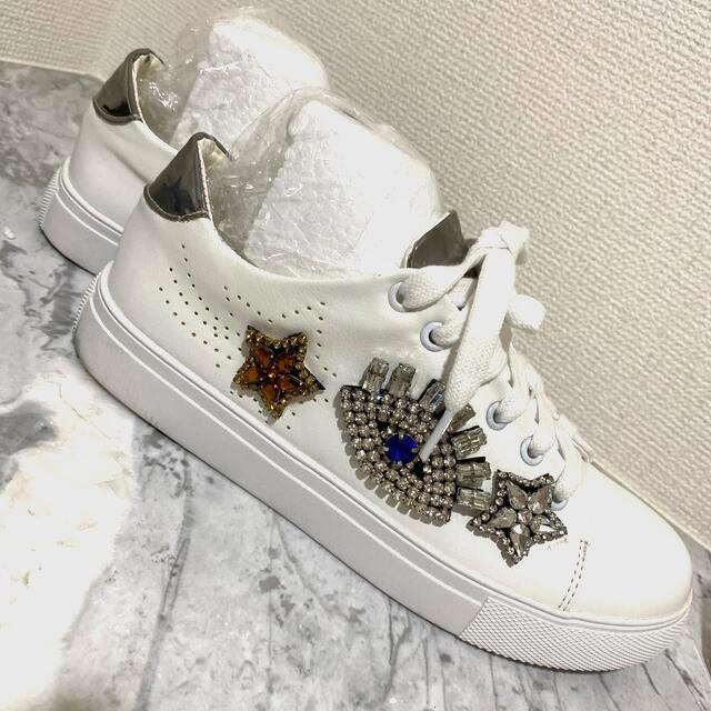 【最終値下げ】GALLERIE スニーカー レディースの靴/シューズ(スニーカー)の商品写真