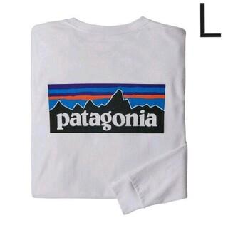 patagonia - PATAGONIA LONG SLEEVE P-6 LOGO RESPONSIB