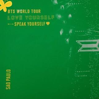 ボウダンショウネンダン(防弾少年団(BTS))のBTSWorldTour'サンパウロ公演DVD 2枚組高画質初ブラジル日本語字幕(ミュージック)
