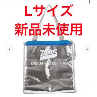 ディーンアンドデルーカ(DEAN & DELUCA)のZiploc DEAN&DELUCA BEAMS クーラーバッグ L(エコバッグ)