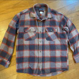 エドウィン(EDWIN)のエドウィン EDWIN チェックシャツ ネルシャツ L(シャツ)