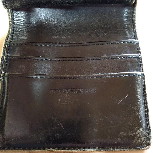 PORTER(ポーター)のPORTER 財布 カジノ メンズのファッション小物(折り財布)の商品写真