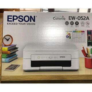 エプソン(EPSON)のEPSON Colorio EW-052A(その他)