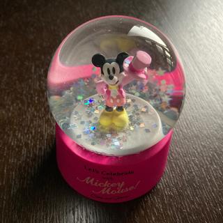 ディズニー(Disney)のスノードーム ディズニーストア 2020 限定 ミッキー ディズニー(置物)