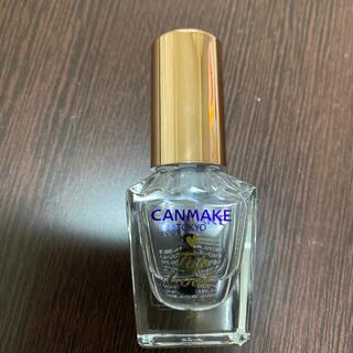 キャンメイク(CANMAKE)のキャンメイク(CANMAKE) カラフルネイルズ NTC(1個)(ネイルトップコート/ベースコート)