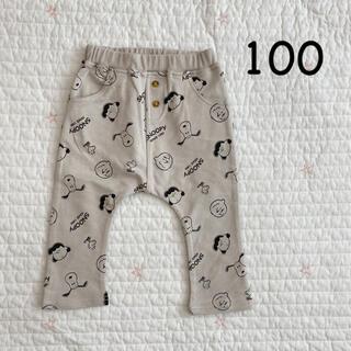 しまむら - しまむら スヌーピー パンツ 100