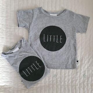コドモビームス(こども ビームス)のTobias&theBear  little baby tee  18-24m(Tシャツ)