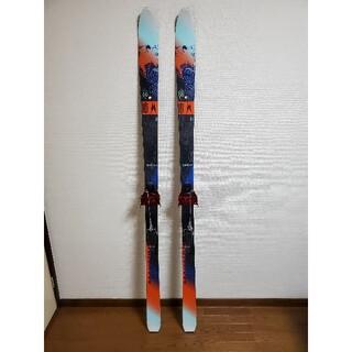 スキー MADSHUS Epoch 175cm テレマークビンディング(板)