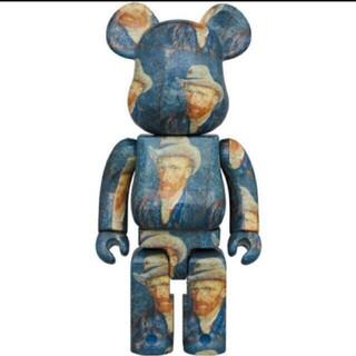 BE@RBRICK Van Gogh Museum 1000%(キャラクターグッズ)