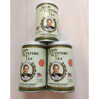 ジェイソンウィンターズティー4オンス缶3本セット(113.6g×3)(健康茶)