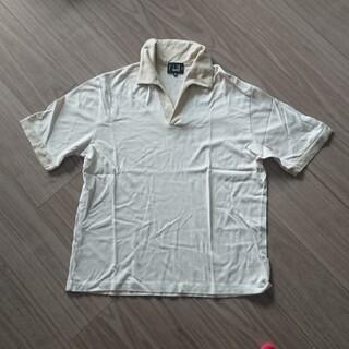 ダンヒル(Dunhill)のダンヒルdunhill ポロシャツ サイズM(ポロシャツ)
