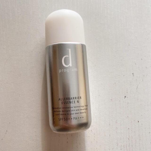 d program(ディープログラム)のdプログラム アレルバリアエッセンスN 残量9割 コスメ/美容のベースメイク/化粧品(化粧下地)の商品写真