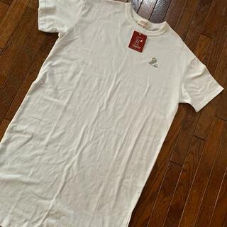 PEANUTS - 新品未使用PEANUTSのTシャツワンピ