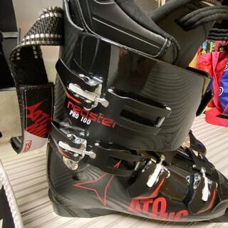 アトミック(ATOMIC)のアトミック スキーブーツ 27.5cm(ブーツ)