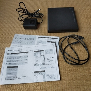 IODATA - CDレコ wi-fi CD-W24 AI