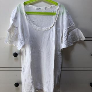 サカイラック(sacai luck)のsacai luck サカイラック 半袖カットソー トップス Tシャツ(カットソー(半袖/袖なし))