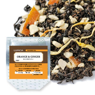 ルピシア(LUPICIA)のルピシア オレンジジンジャー 紅茶 50g(茶)