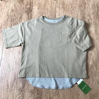 フリークスストア(FREAK'S STORE)のサイズ140 FREAK'S STORE サーマルレイヤードT(Tシャツ/カットソー)