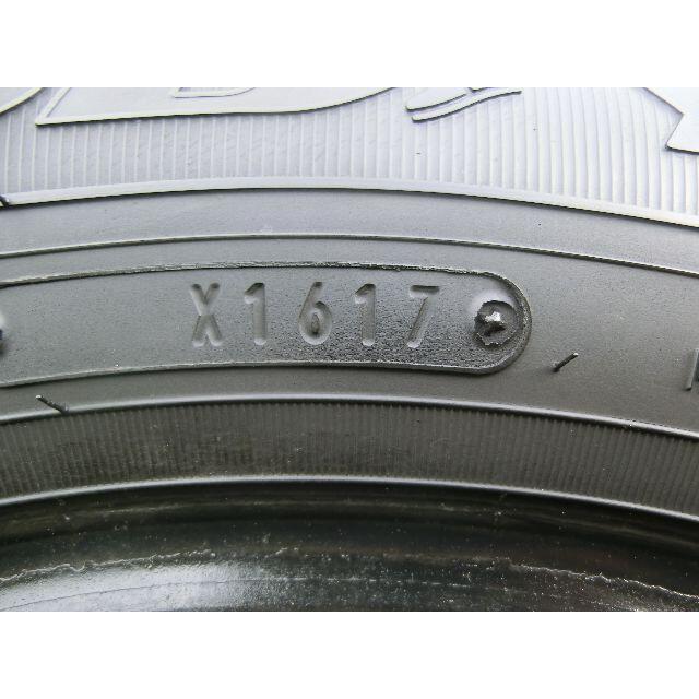 Goodyear(グッドイヤー)の適合車種多数グッドイヤーDuragrip195/65R15中古4本セット 自動車/バイクの自動車(タイヤ)の商品写真