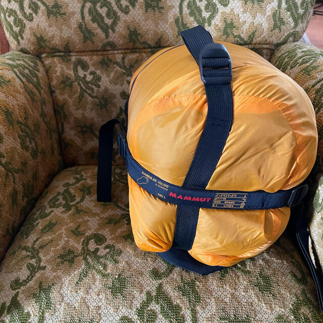 Mammut(マムート)のマムート 3シーズン シュラフ   スポーツ/アウトドアのアウトドア(寝袋/寝具)の商品写真