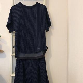 バーバリーブルーレーベル(BURBERRY BLUE LABEL)のバーバリー ブルーレーベル セットアップ Tシャツ パンツ(セット/コーデ)
