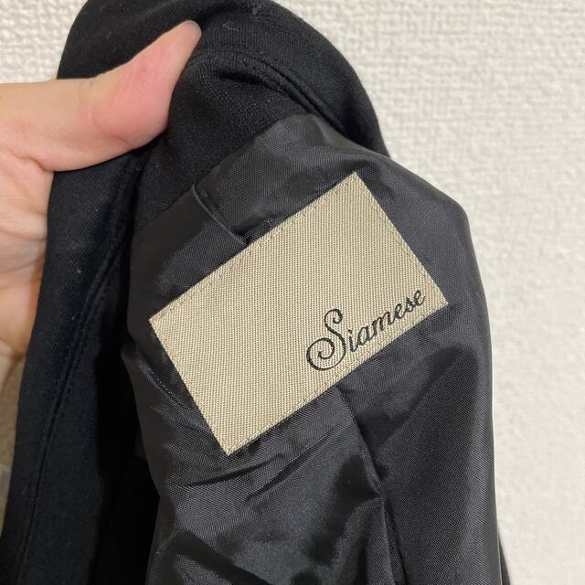 ketty(ケティ)のセットアップスカートスーツ(ブラック) レディースのフォーマル/ドレス(スーツ)の商品写真