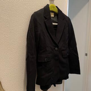 ketty - セットアップスカートスーツ(ブラック)