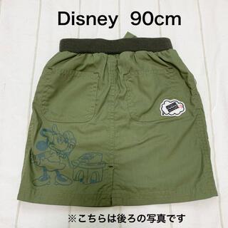 ディズニー(Disney)の【Disney】ミニー イラスト スカート 90cm(スカート)
