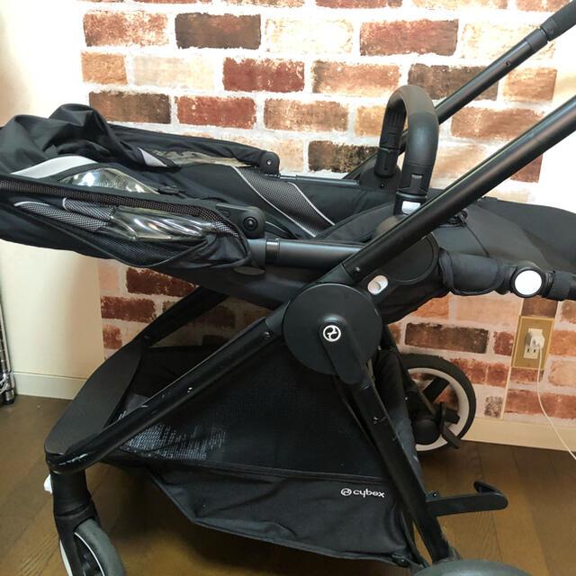 cybex(サイベックス)のサイベックス AIR キッズ/ベビー/マタニティの外出/移動用品(ベビーカー/バギー)の商品写真