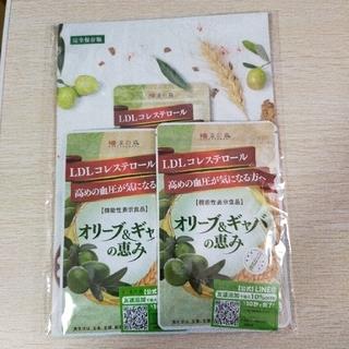 和漢の森 オリーブ&ギャバの恵み 健康サプリメント 2袋(その他)