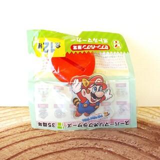 ニンテンドウ(任天堂)のセブンイレブン限定 スーパーマリオ35周年 ボトルマーカー【スーパーマリオ3】(ゲームキャラクター)