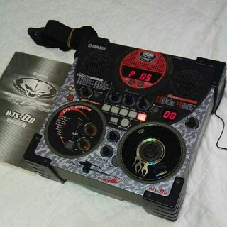 YAMAHAヤマハ DJXⅡB DJリズムマシン(音源モジュール)