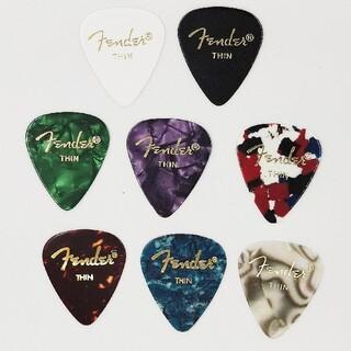 フェンダー(Fender)のFender ピック 351 シン 8枚(アコースティックギター)